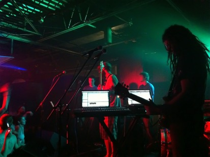 Set List: 2011/04/24 @Papadosio Live @CosmicCharlies #Photos #LexKY