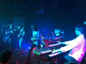 Moon Taxi - 08/20/11 - Live @CosmicCharlies, Lexington, KY (Updated)